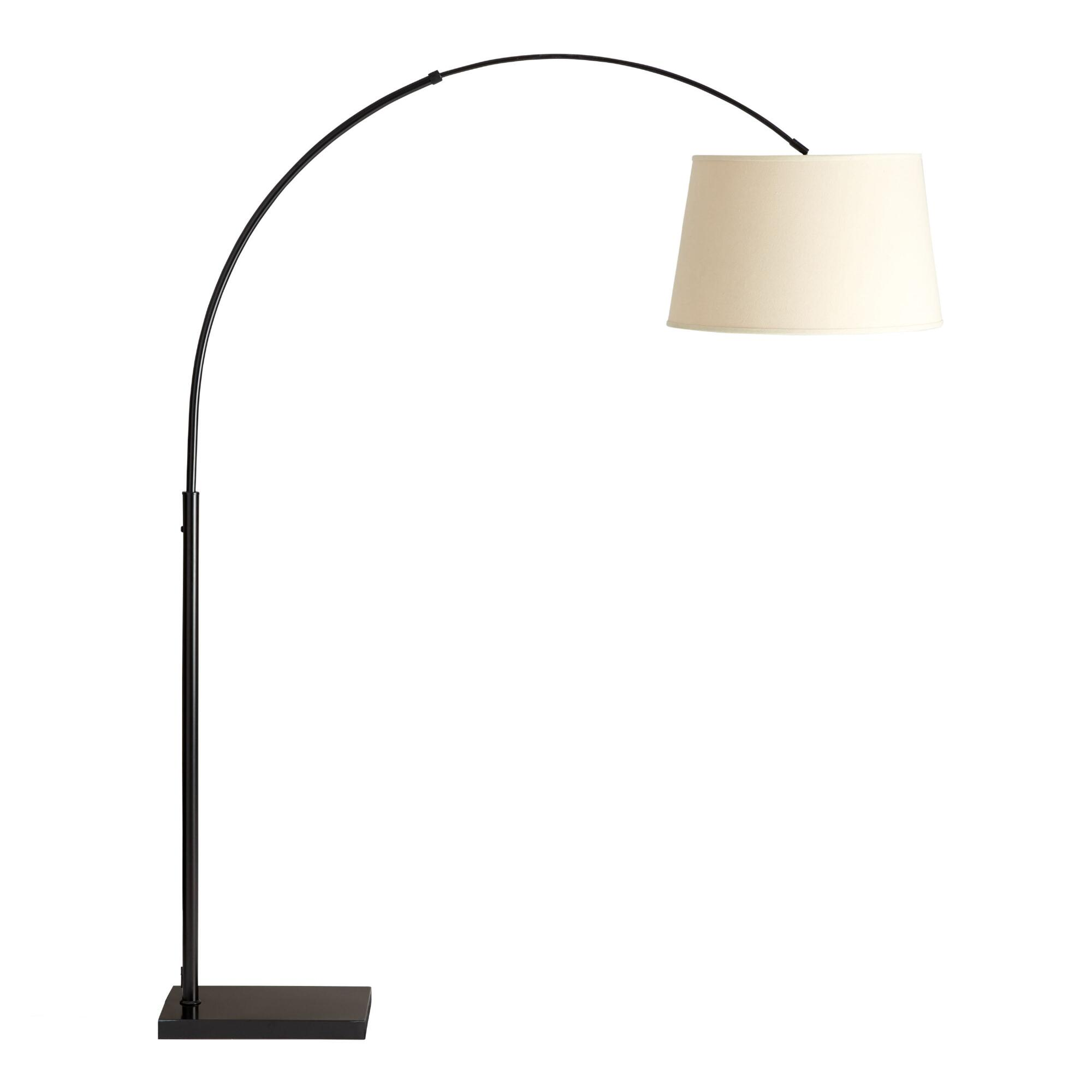 Arc floor lamp dining table - Arc Floor Lamp Dining Table 7