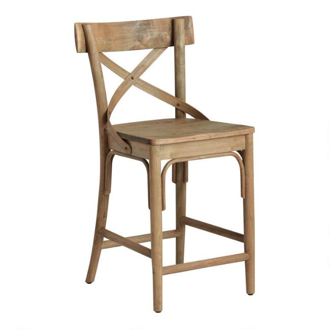 French Bistro Counter Stool - French Bistro Counter Stool World Market