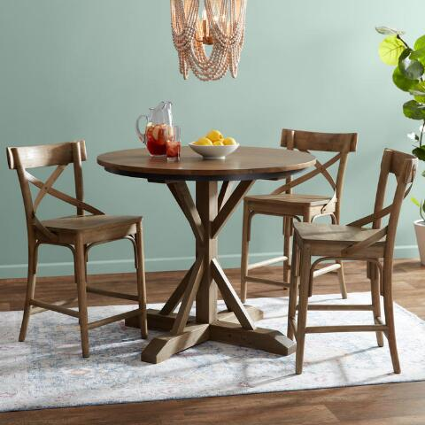 French Bistro Counter Stool. Previous. v7. v1. v2 - French Bistro Counter Stool World Market