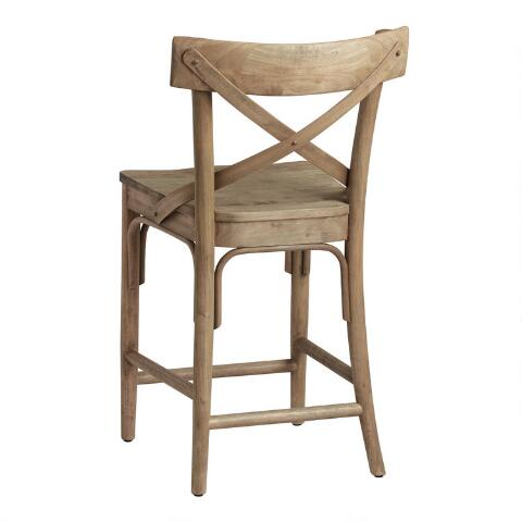 French Bistro Counter Stool. Previous. v7. v1. v2. v3. v4 - French Bistro Counter Stool World Market