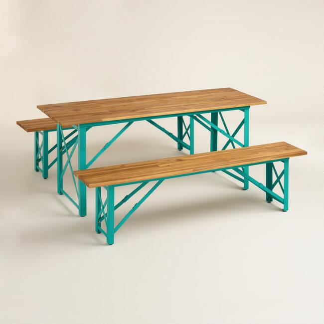 Beer Garden Table And Bench Ideas Pictures Remodel And Decor ...