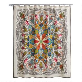 Curtains Ideas cost plus curtains : Shower Curtains & Shower Curtain Rings | World Market