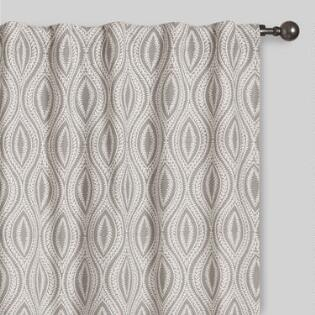 Striped Curtains Amp Colorful Patterned Drapes World Market