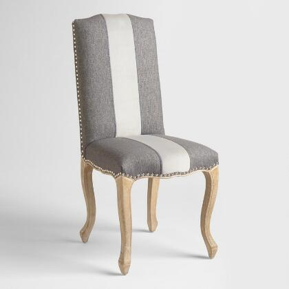 Donnan Wishbone Armchair with Upholstered Seat – Upolstered Chair
