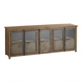 Wine Storage Sideboards Amp Bar Cabinets World Market