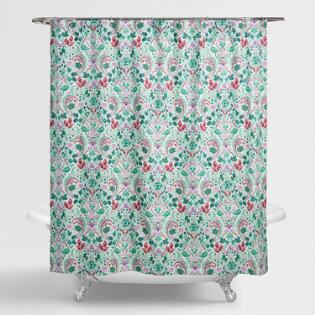 Shower Curtains Amp Shower Curtain Rings World Market