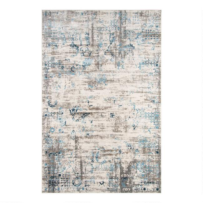 Blue Skies Area Rug. Area Rugs   Affordable Large Rugs   World Market