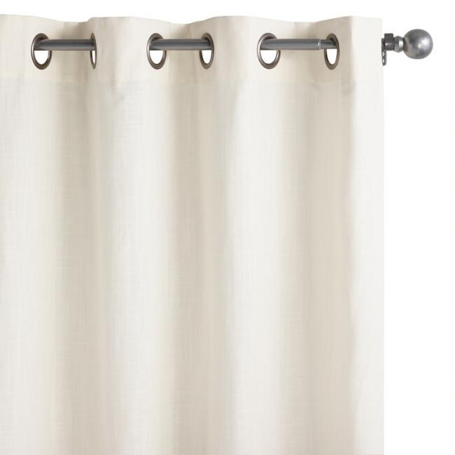 Curtains Ideas cheap 108 curtains : Solid Colored Curtains and Drapes | World Market