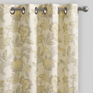 Striped Curtains & Colorful Patterned Drapes | World Market