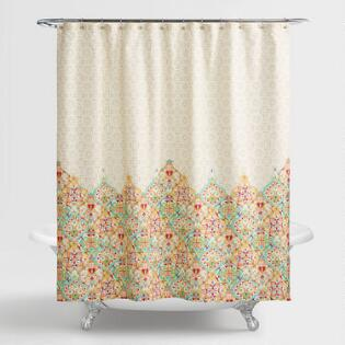 Shower Curtains & Shower Curtain Rings | World Market